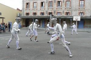 pôle France sabre